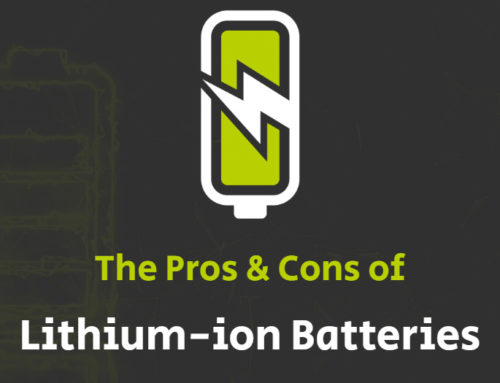 The Pros & Cons of Lithium-ion Batteries