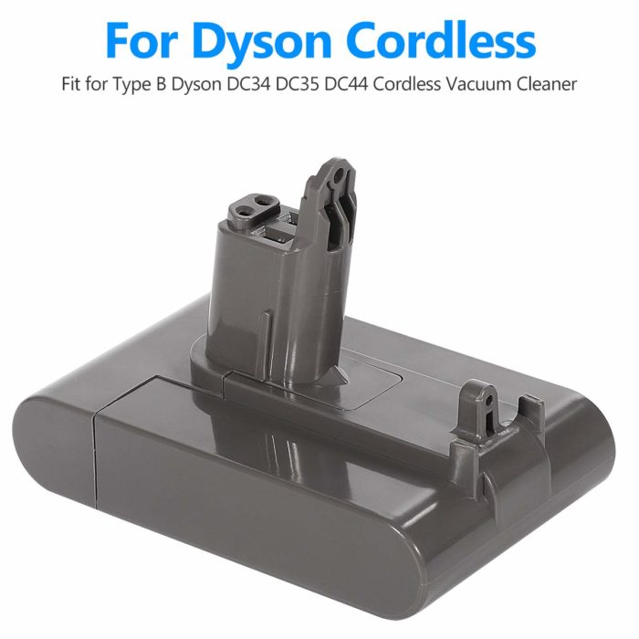 for Dyson - Battery DC31 DC34 DC35 DC44 DC45,DC56. 22.2V Li-ion Type B